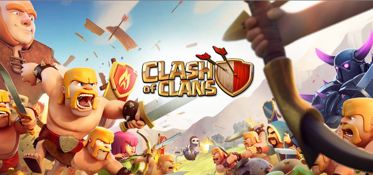 Clash of clans supercell reveals clan gifs and archer song call