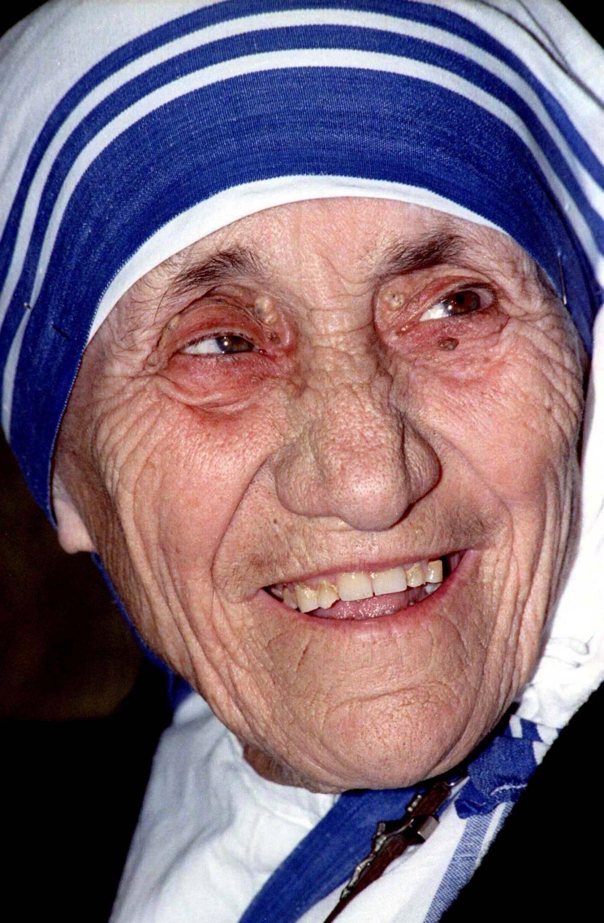 mother teresa Saint mother teresa, also known as saint teresa of calcutta (august 26, 1910 –  september 5, 1997), born agnes gonxha bojaxhiu, was an albanian-born.