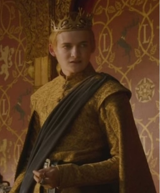 jack gleeson turns 23 best conversations between joffrey tyrion in 39 game of thrones 39. Black Bedroom Furniture Sets. Home Design Ideas
