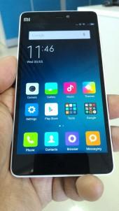 Xiaomi MI 4i Smartphone Interface