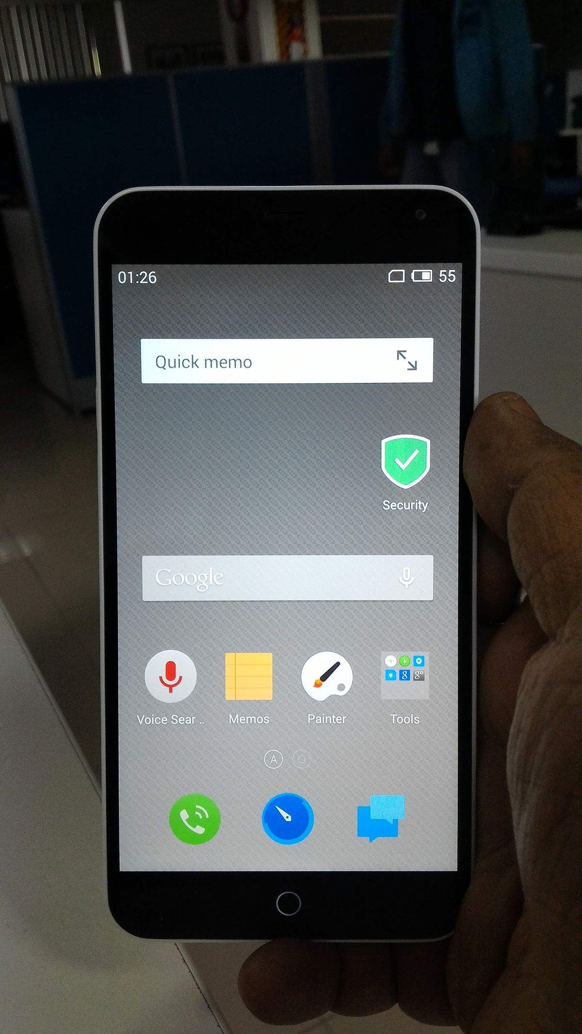 Meizu M1 Note First Impression: Decent Phablet with Smart ...