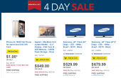 Memorial Day 2015 top deals on smartphone and gadgets