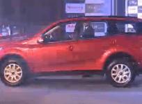 Update: Mahindra 2015 XUV500 Facelift