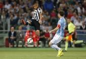 Arturo Vidal Juventus Stefan Radu Lazio