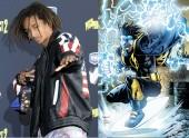 Jaden Smith is Static Shock