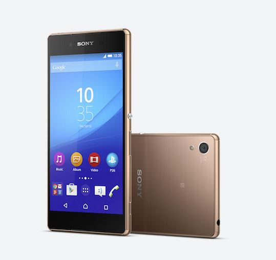 Sony Unveils Xperia Z3+ (aka Z4) with Snapdragon 810 SoC