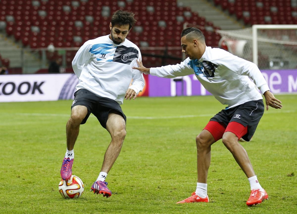Watch Europa League Final Live: Sevilla vs Dnipro ...