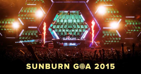 sunburn festival 2015