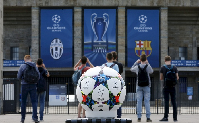 Champions League quarter-final draw - Date, time, channel ...