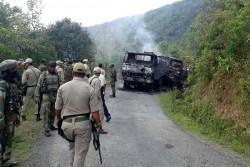 militant attack