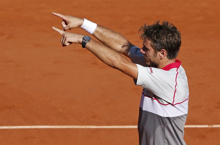 french open final results sublime stan wawrinka stuns