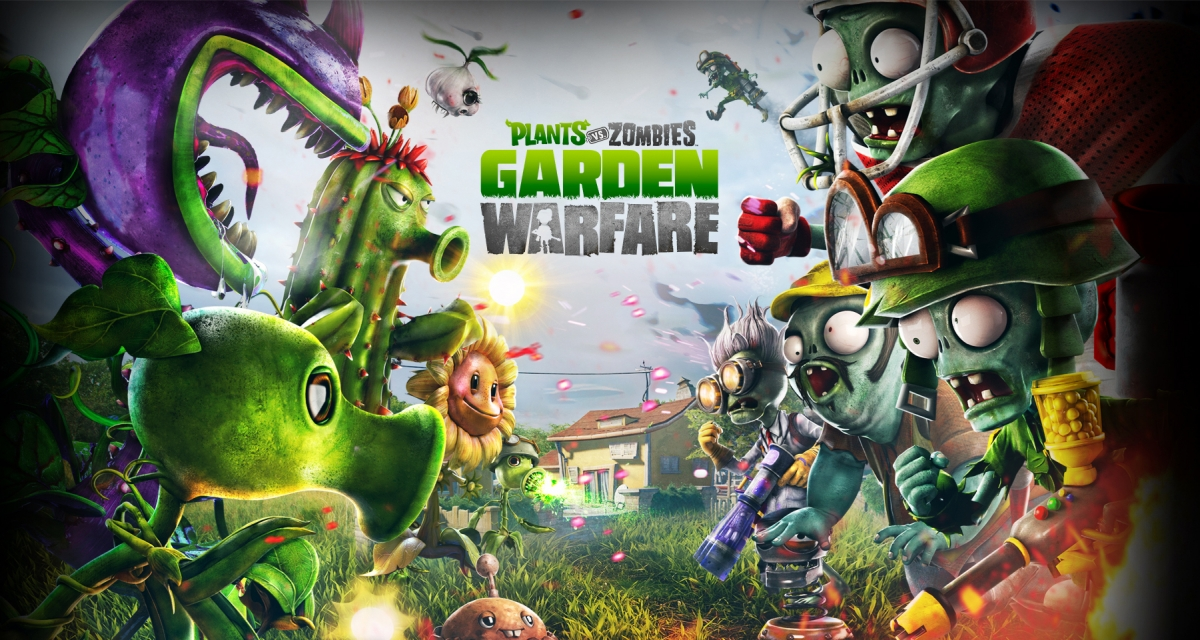 Plants Vs Zombies Garden Warfare 2 To Be Announced At E3