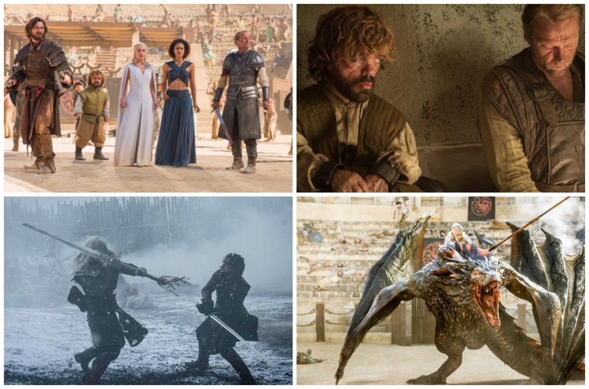 'Game of Thrones' Season 5: Drogon's Return, Sansa's Rape ...