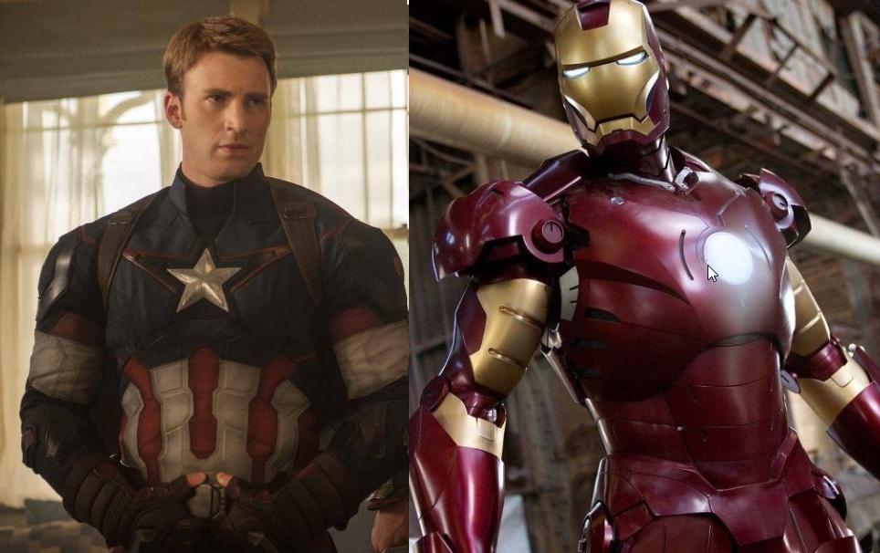 'Captain America 3' Superhero Costume Upgrades Leaked ... Lego Iron Man 3 Suits