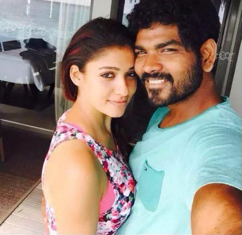Image result for vignesh shivan and nayan