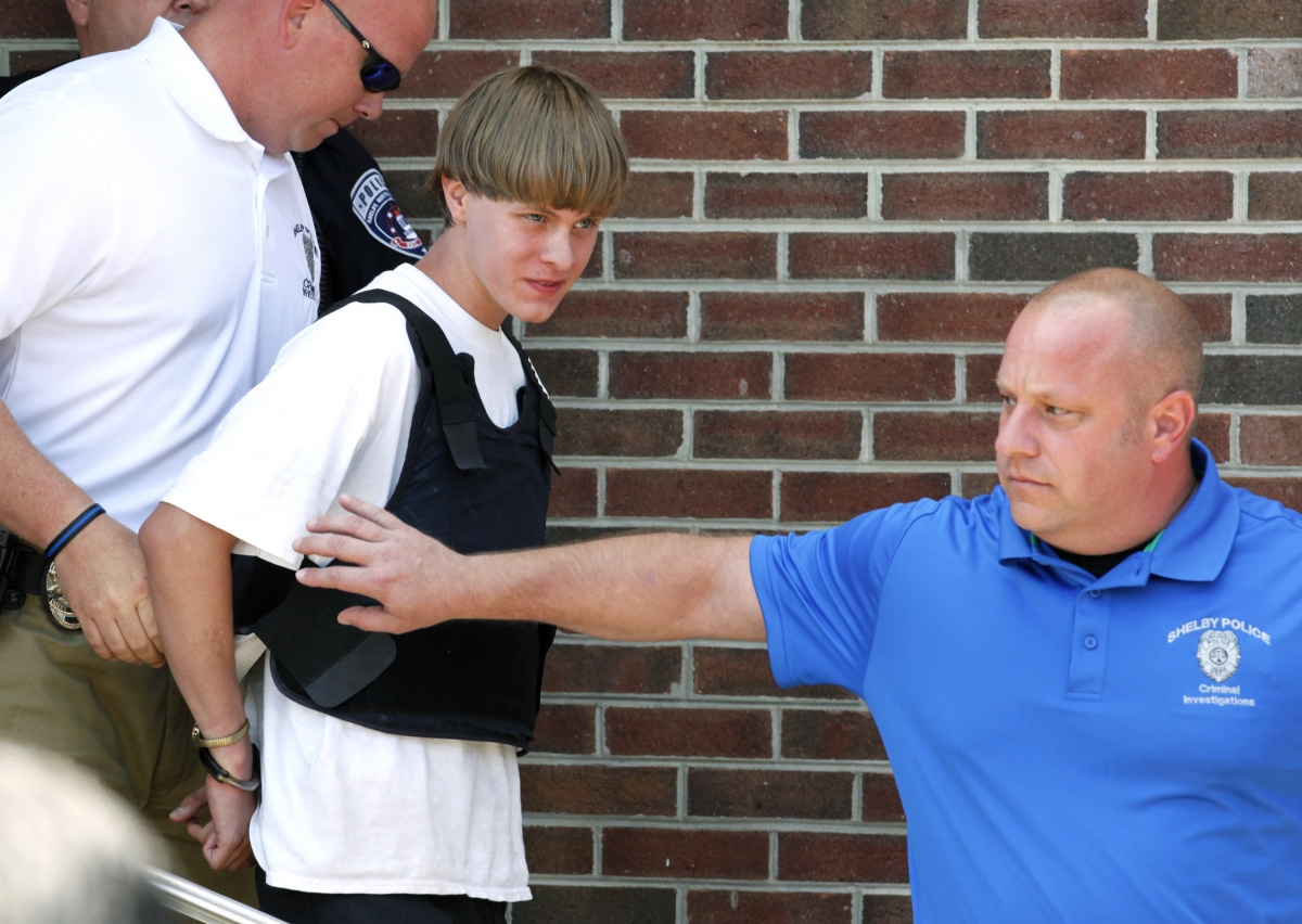 Charleston Shooting White Youth Arrested In Slaying Of