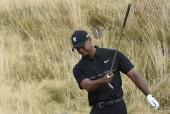 Tiger Woods US Open 2015