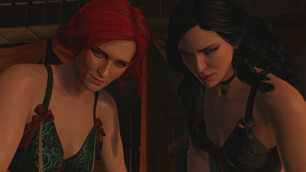 The witcher 3 nackt szene fucks images