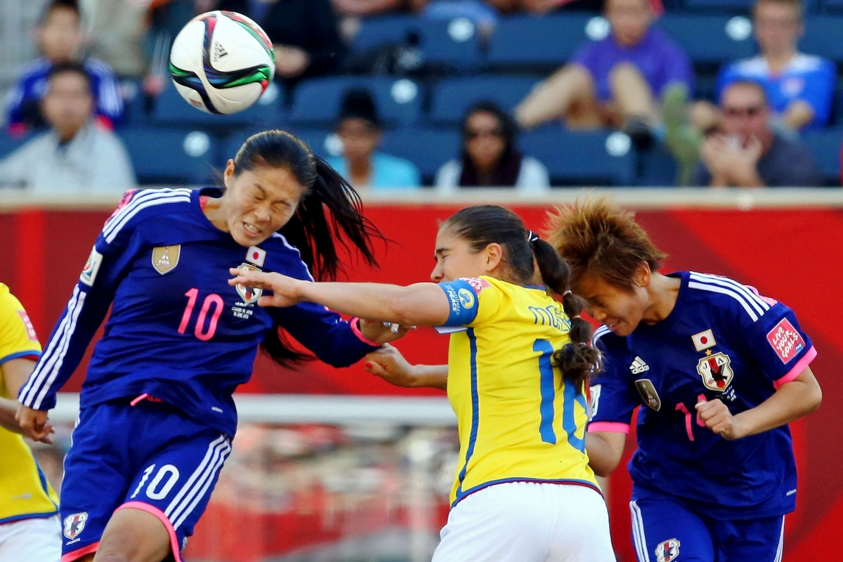 Watch 2015 fifa women s world cup round of 16 live japan vs