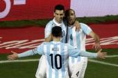 Lionel Messi Javier Pastore Pablo Zabaleta Argentina Copa America 2015