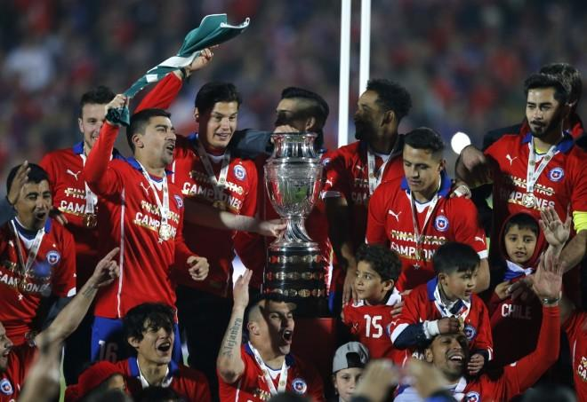 winners of copa america