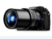 Sony CyberShot RX10 II offers 4K video and high zooming experience