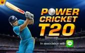 LINE and Games2Win Launches Power Cricket T20 League for Android, iOS and Windows Mobile Users