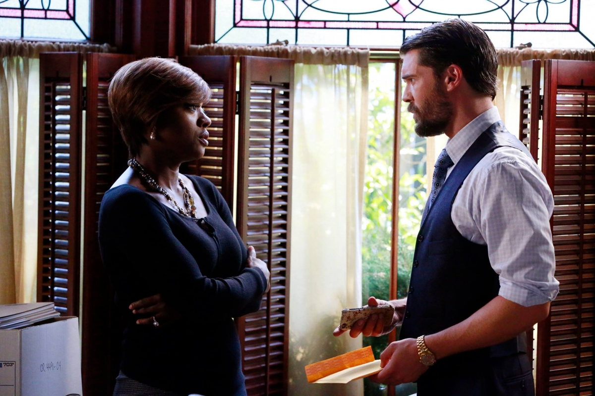 Where To Watch How To Get Away With Murder Season 3 Episode 5 It's About  Frank Live Online