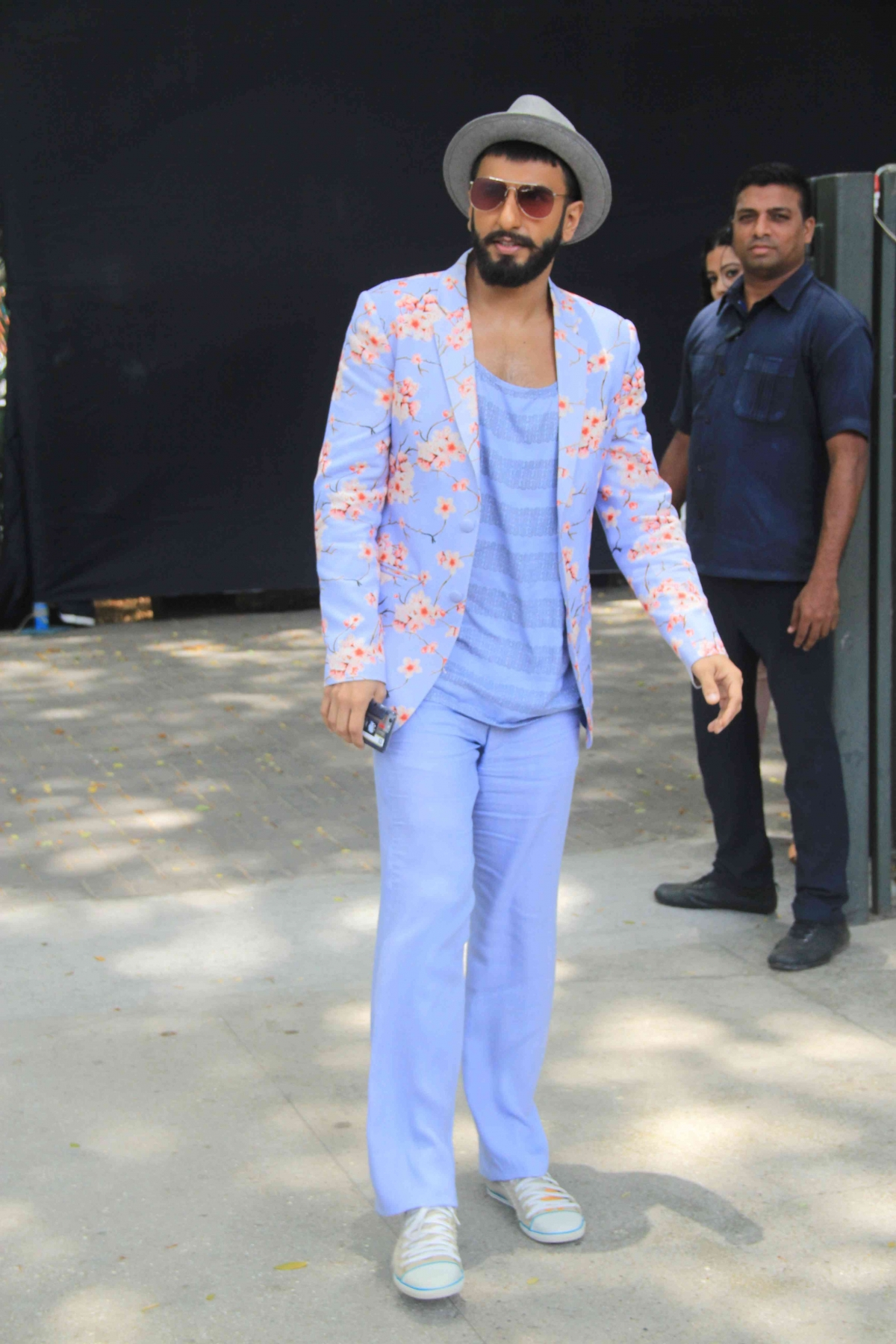 Public Appearances of Ranveer Singh in Weird Outfits [PHOTOS]