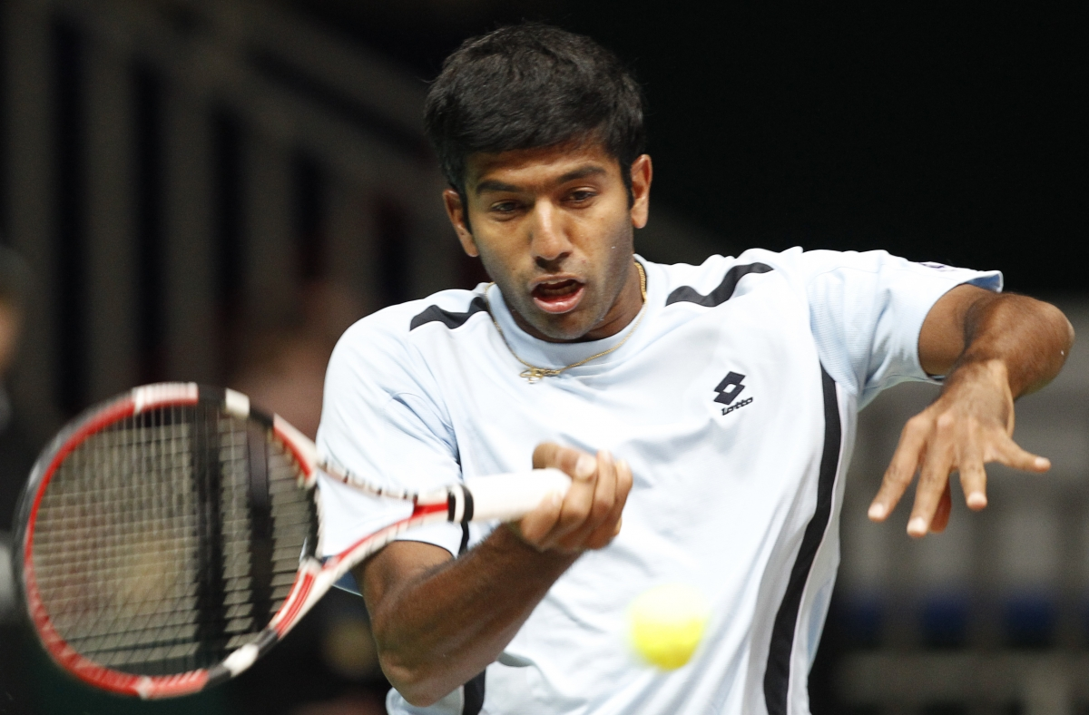 Image result for rohan bopanna