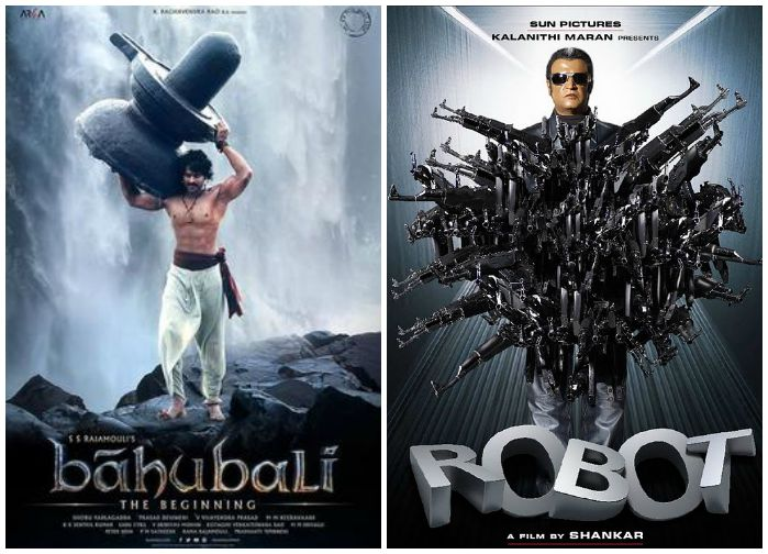 Endhiran movie collections - Ring the bell movie deland