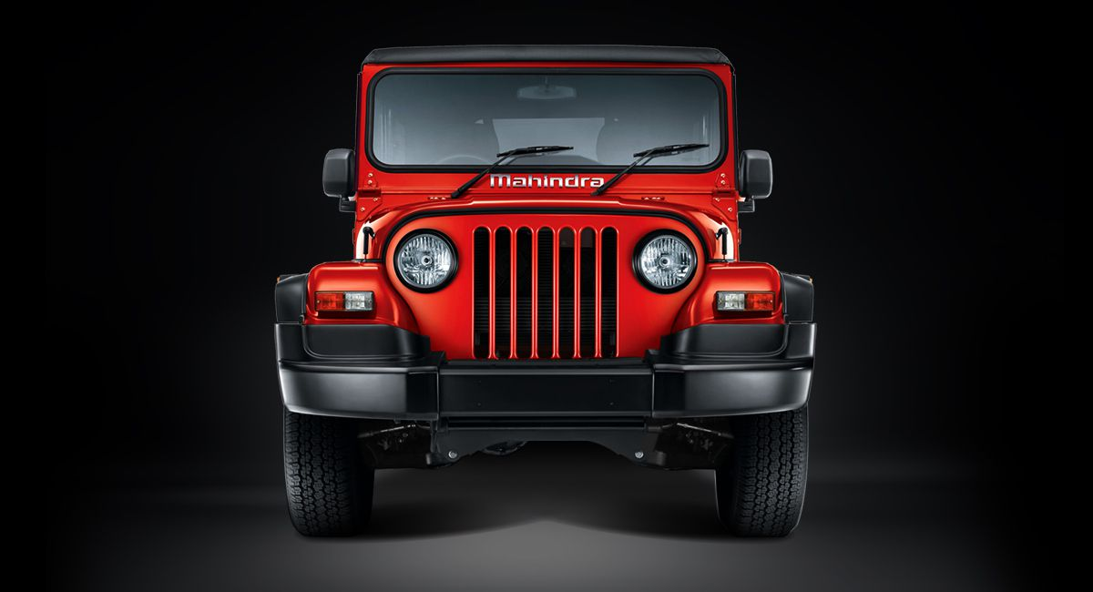 All-new Mahindra Thar with 1.5-litre diesel engine in ...