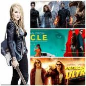August Movie Releases Collage