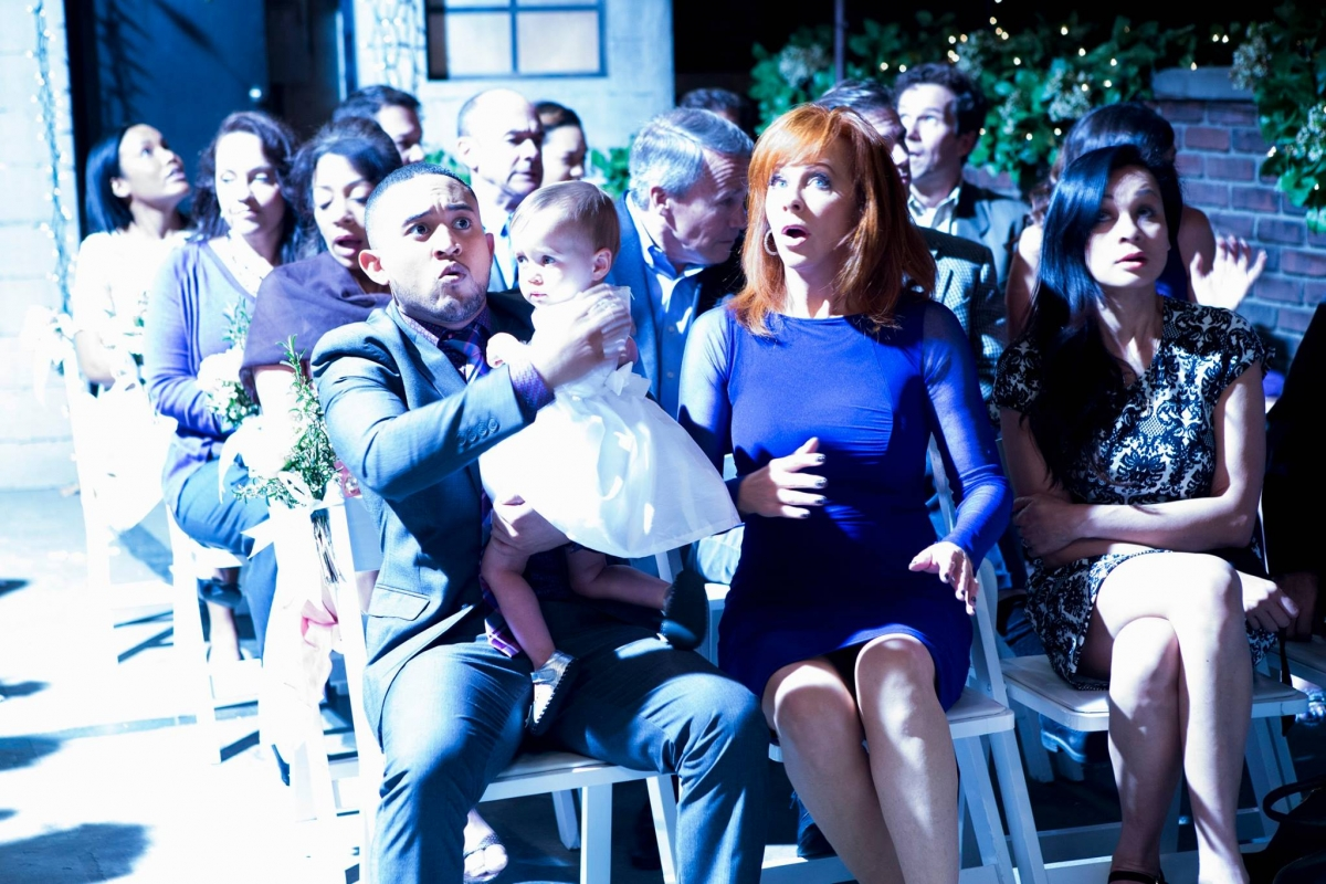 39 baby daddy 39 season 4 finale spoilers danny proposes to for How many kids does reba mcentire have