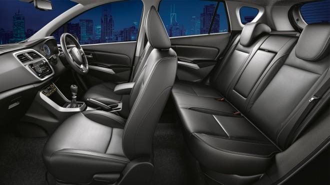 maruti s cross a maiden nexa experience full specifications features price and more. Black Bedroom Furniture Sets. Home Design Ideas