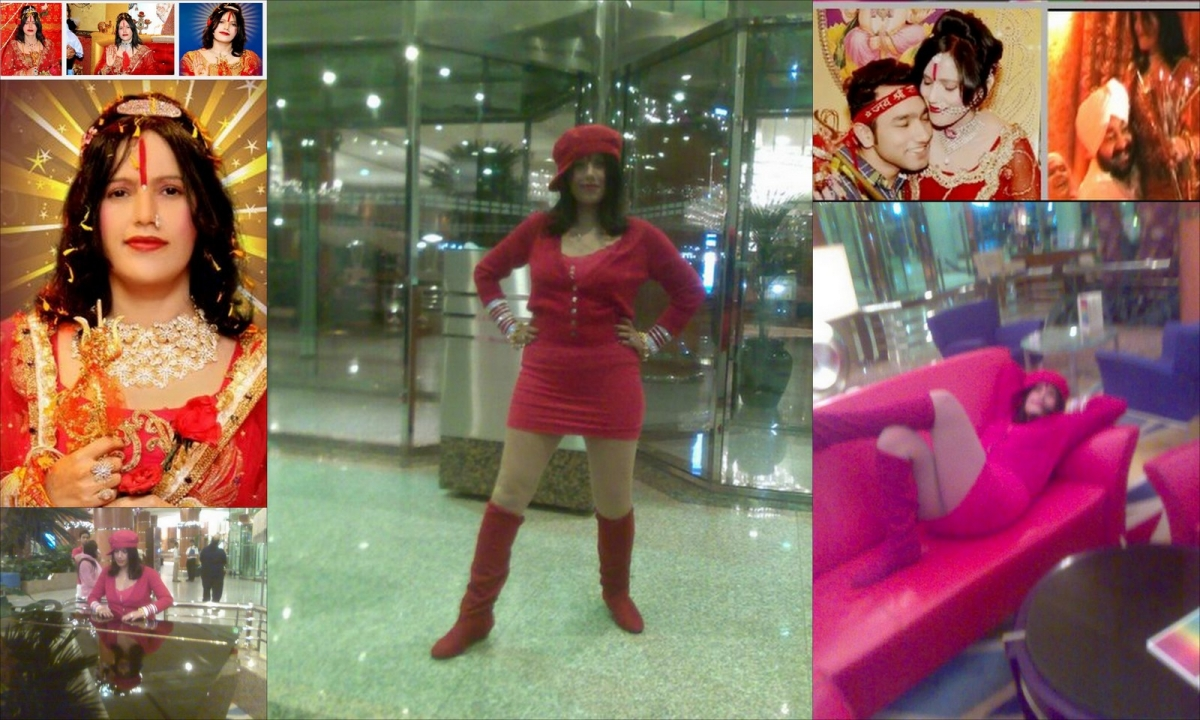 Pics: Radhe Maa (Godwoman), Sued for Obscenity; Leaked Photos in Skimpy Dress