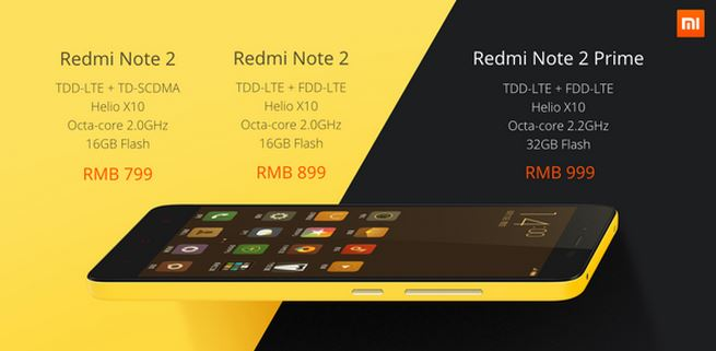 one actually xiaomi redmi note 2 miui 7 everybody having
