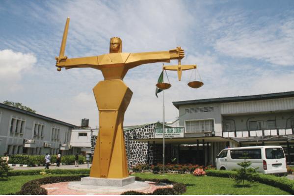 Billedresultat for Nigerian Court
