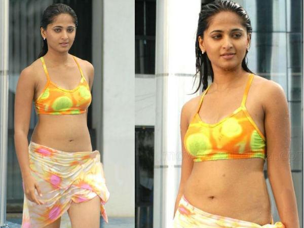 Anushka to Don Bikini in 'Inji Iduppazhagi'