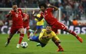 Franck Ribery Dante Bayern Munich Alex Oxlade-Chamberlain Arsenal