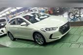 2016 Hyundai Elantra leaked image