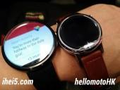 Moto 360 Gen 2 Coming In Two Screen Sizes: Smaller Variant Pictured In New Leak
