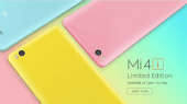 Xiaomi Mi 4i Limited Edition Flash Sale: Pink, Yellow And Blue Colours On Sale Tomorrow At 2PM