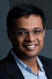 Sachin Bansal, CEO and Co-founder of Flipkart