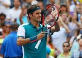 Roger Federer US Open First Round