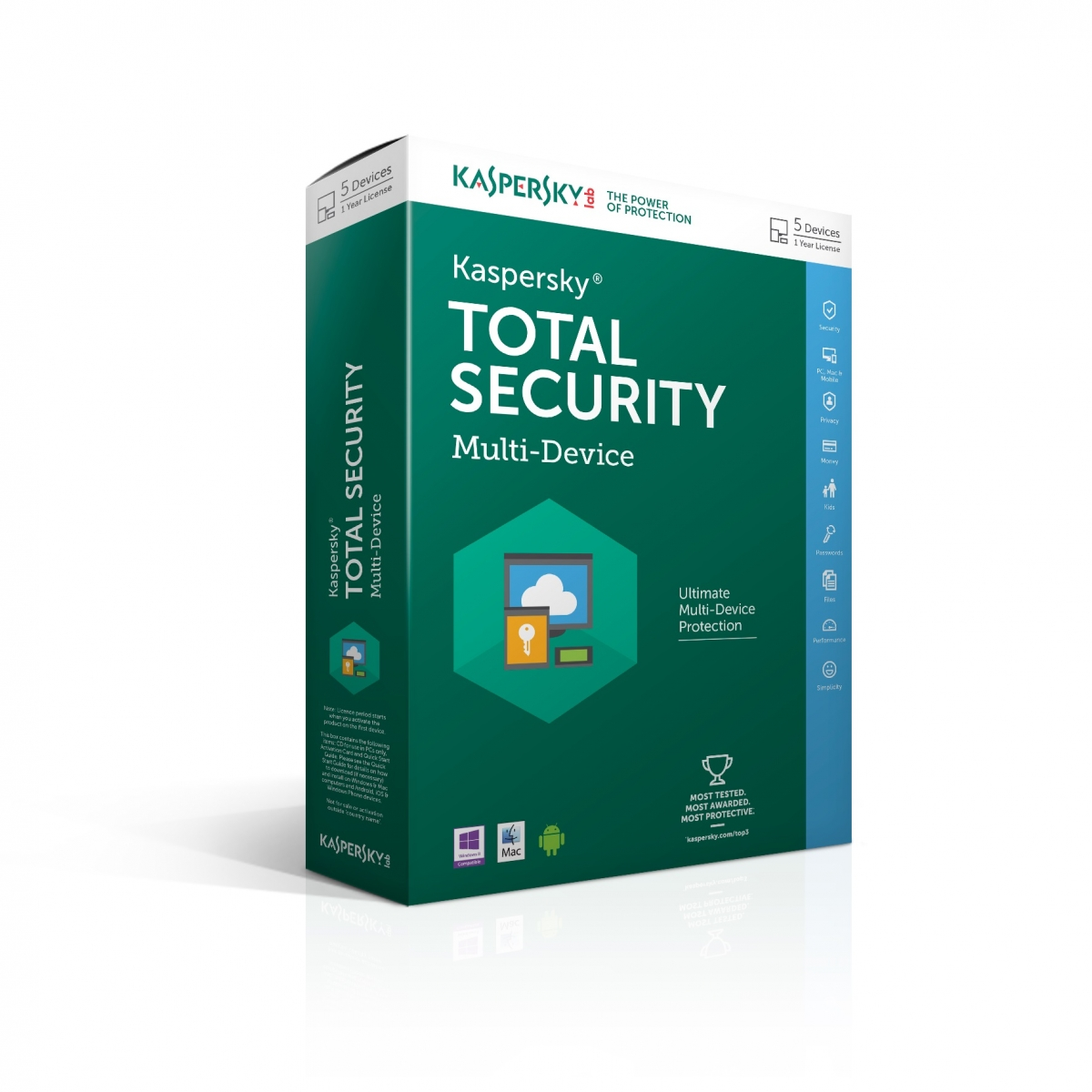 kaspersky launches antivirus internet security total. Black Bedroom Furniture Sets. Home Design Ideas