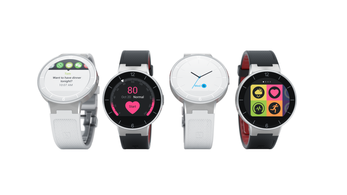 Alcatel OneTouch Launches its Smartwatch Range in India ...