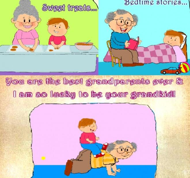 Happy grandparents day best messages wishes picture greetings to
