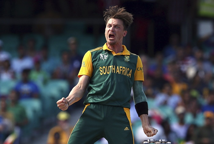 Dale Steyn - 499 News Result(s)