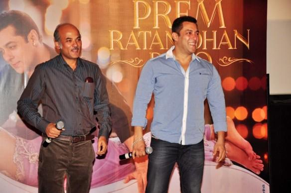 'Prem Ratan Dhan Payo' Trailer Launch